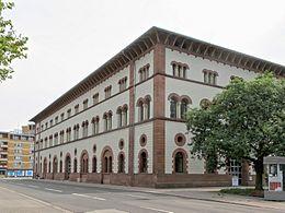 Kaiserslautern – Reiseführer auf Wikivoyage