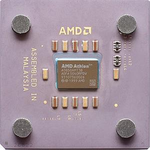 "Athlon - Athlon ""Thunderbird"""