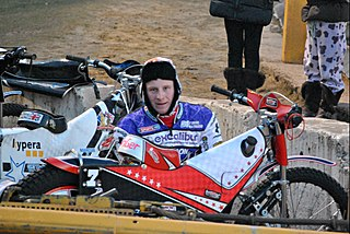Kacper Gomólski Polish speedway rider