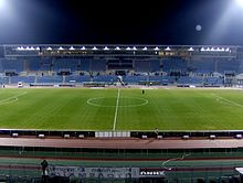 220px Kaftanzoglio west stand Wikipedia hotels room rent