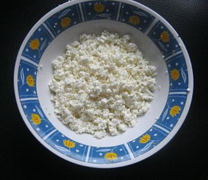 Curd - Lithuanian curd