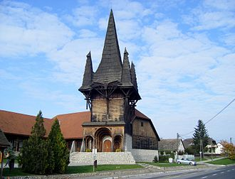 Imre Makovecz - Kakasd Community Center (1996)