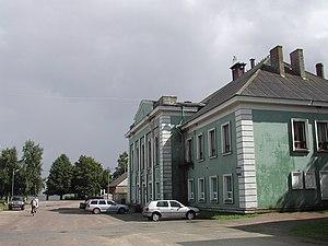 Kallaste - Image: Kallaste House