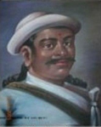Kalu Pande - Image: Kalu Pandey