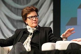 Kara Swisher American technology business journalist