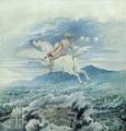 Karl Friedrich Schinkel Allegorie auf Beuth, den Pegasus reitend, 1837.tif