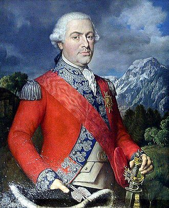 Karl Josef von Bachmann - Image: Karl Josef von Bachmann