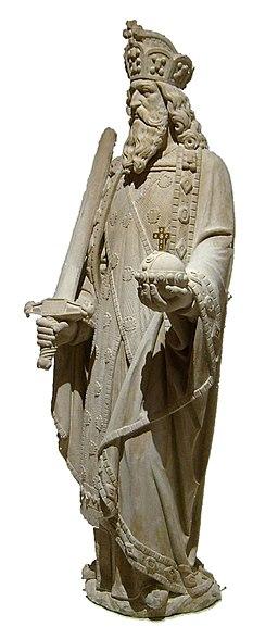 Karl der Grosse Koelner Dom