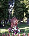 Karpacz-Bierutowice cmentarz przy Świątyni Wang. B.Maliszewska.JPG
