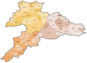 Municipal communities of the canton