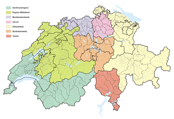 Geography of Switzerland Wikipedia