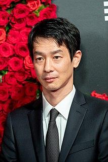 Ryo Kase Japanese actor