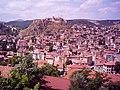 Kastamonu saat kulesinden kale (2004) - panoramio.jpg