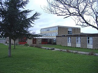 Katharine Lady Berkeleys School Academy in Wotton-under-Edge, Gloucestershire, England