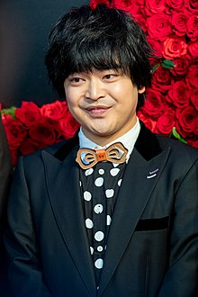"Kato Ryo from ""Gangoose"" at Opening Ceremony of the Tokyo International Film Festival 2018 (30677695527).jpg"