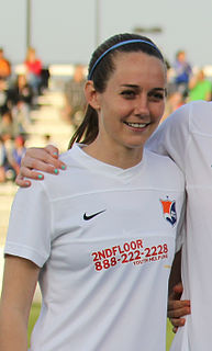 Katy Freels American soccer player