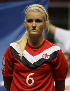 Kaylyn Kyle Association footballer