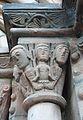 Kaysersberg, Ste Croix - sirènes du portail roman.jpg