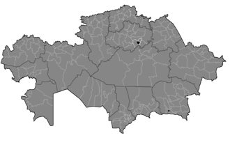 Districts of Kazakhstan - Districts of Kazakhstan