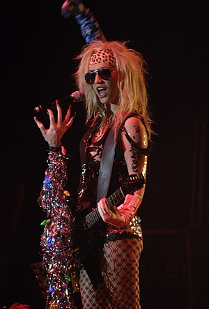 "Blame It on the Alcohol - Ke$ha (pictured) expressed approval of Glee Casts cover of her song ""Tik Tok"""