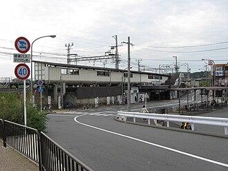 Rokujizō Station - Keihan Rokujizo Station