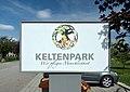 Keltenpark, retirement home in Großklein - sign.jpg