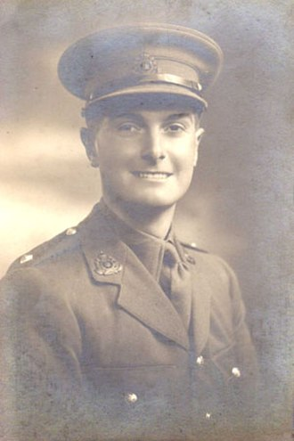 Kenneth Mayhew - Second Lieutenant Mayhew, 1940–41