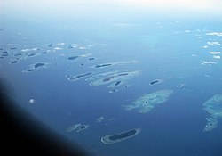 The archipelago of Thousand Islands