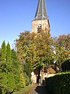 foto van Toren van de Nicolaas met vier geledingen