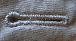 definition of buttonhole