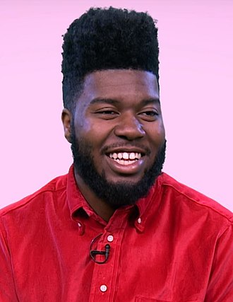 Billboard Music Award - Image: Khalid MTV smiling