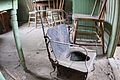 Kid's toilet chair in kitchen room - Flickr - daveynin.jpg