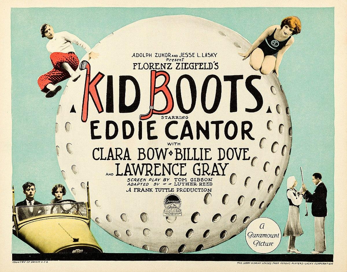 Kid Boots (film) Kid Boots film Wikipedia