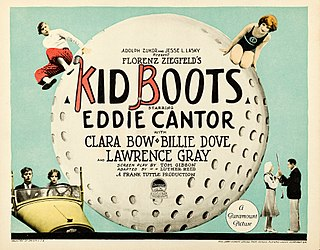 <i>Kid Boots</i> (film) 1926 film by Frank Tuttle