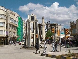 Kilis - Kilis city center