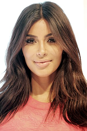 Kim Kardashian - Kardashian in September 2014