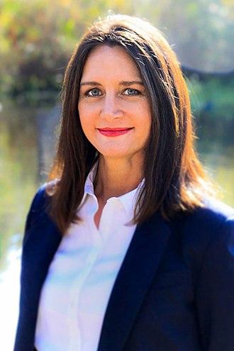 Kim Gruenenfelder - Image: Kim for Congress