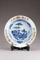 Kinesiskt porslinsfat från 1735-1795 - Hallwylska museet - 95875.tif