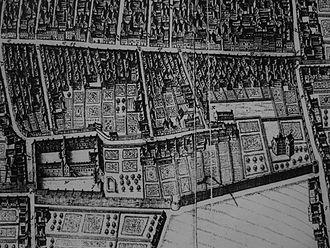 University of Edinburgh - King James's College, c. 1647