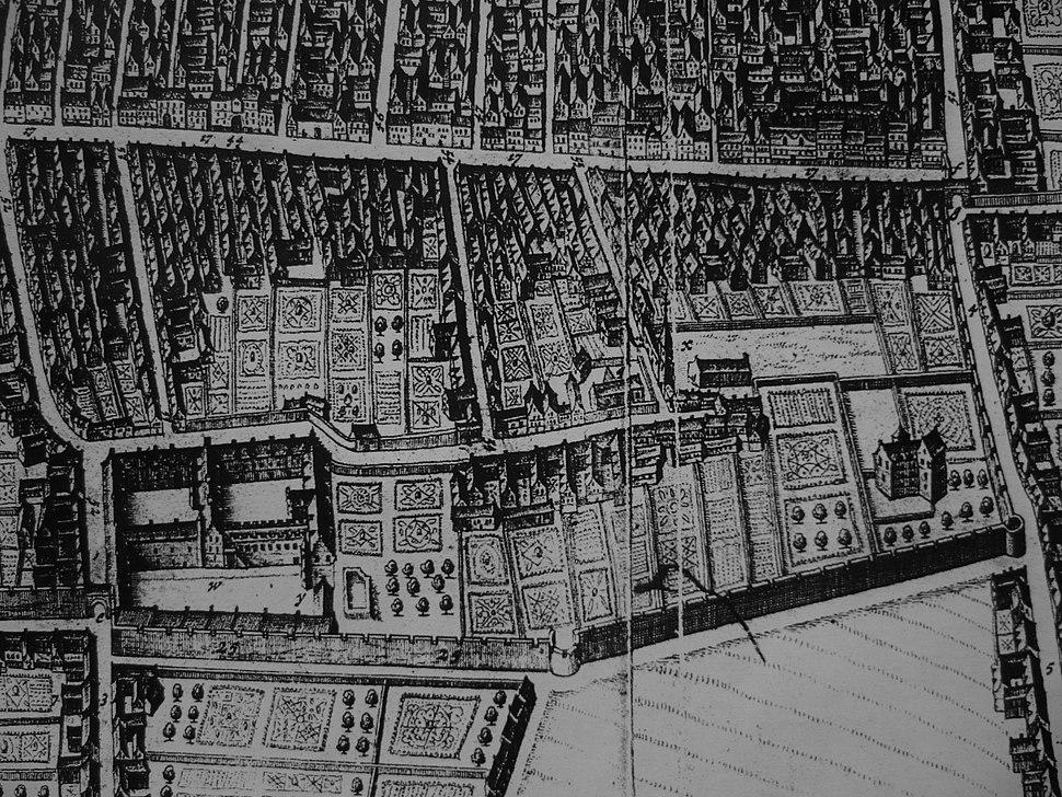 King James%27 College, Edinburgh c.1647