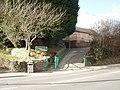 Kingdom Hall, High Street, Blackwood - geograph.org.uk - 1732944.jpg