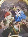 Kirche St. Vitus. Altar. Hl. Vitus als Märtyrer vor Christus und Maria 3.jpg
