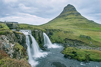 How to get to Kirkjufell with public transit - About the place