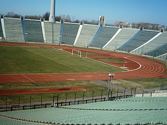 1994 Goodwill Games - Kirov Stadium hosted the opening and closing ceremonies for the 1994 Games