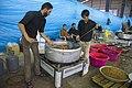Kitchens in Iran-Mehran City آشپزخانه مرکزی شهر مهران در ایام اربعین، عکاس، مصطفی معراجی 25.jpg