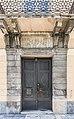 Klagenfurt Villacher Ring 31 Sichl-Egger-Haus Portal mit Balkon 18072016 3117.jpg