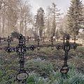 Kloosterbegraafplaats met uniforme gietijzeren kruisen - Simpelveld - 20329784 - RCE.jpg