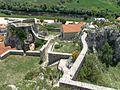 Knin - stredoveke reduty v pevnosti.jpg