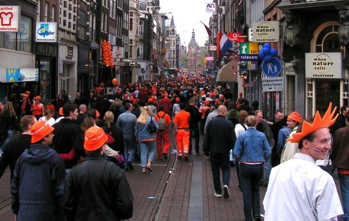 Koninginnedag 2005 amsterdam2