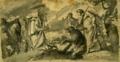 Kosmasdamian-asam-ca1725-stcorbinianoffreisingandthebear-univ-michigan-museum.xcf